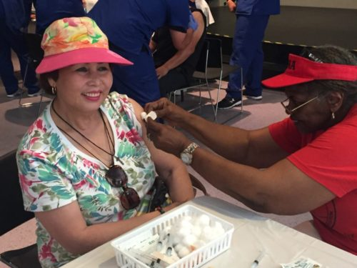 County, City Officials Urge San Diegans To Get Flu Shot